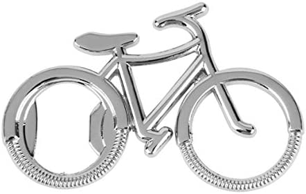 Heaviesk Abrebotellas Llavero Bicicleta Metal Cerveza Abrebotellas ...