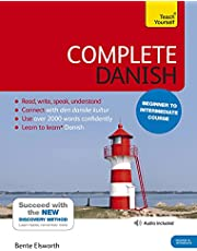 Complete Danish Book/CD Pack: Teach Yourself: Learn to Read, Write, Speak and Understand a New Language