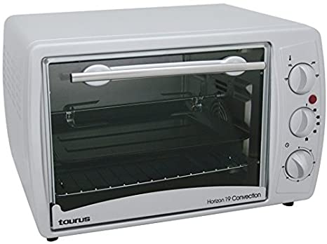 Taurus M281978 - Horno electrico horizon 20 litros |: Amazon ...