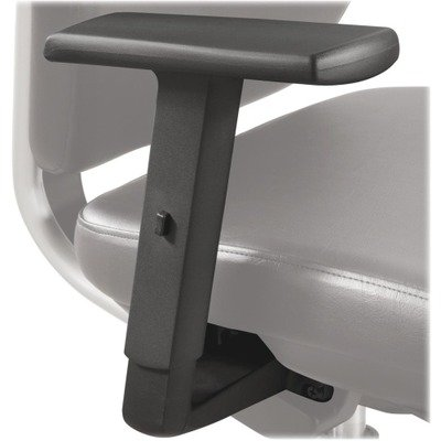 Safco Optional T-Pad Arms for Sol Task Chair