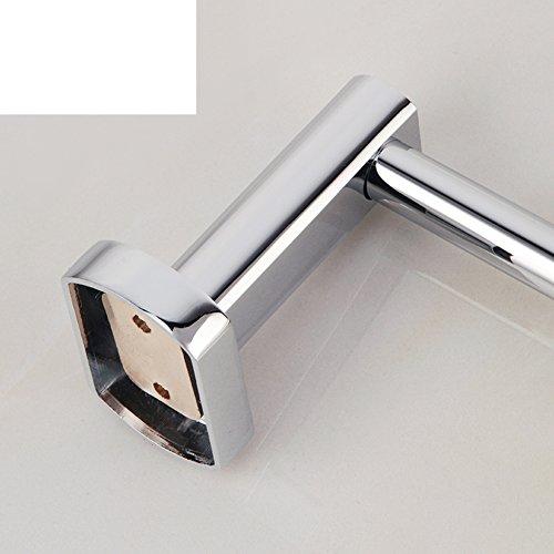 30%OFF toilet/Bathroom accessories/single-tier Towel rack/Towel shelf /Double Towel Bar-A 40cm(16inch)
