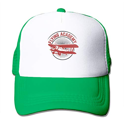Sususimida US Air Force Trucker Hats Adjustable Size Snapback Caps for Adults - Force Green Air Putting