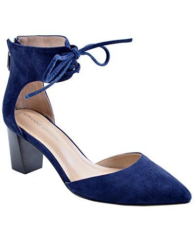 Adrienne Vittadini Footwear Women's Nicole D'Orsay Pump -...