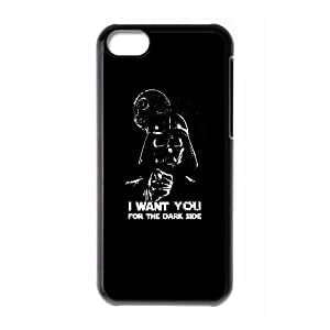 I Want You For The Dark Side Typography 71 iPhone 5c Cell Phone Case Black PhoneAccessory LSX_934176