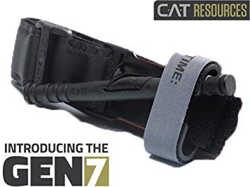 2 Pack Genuine NAR CAT Tourniquet Gen 7 Black