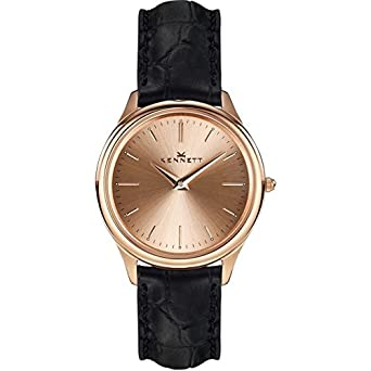 Kensington Lady Rose Gold Schwarz