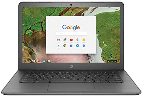 "HP Chromebook 14"" Touchscreen Laptop Computer for Student_ Intel Celeron N3350 as much as 2.4GHz_ 4GB DDR4 RAM_ 32GB eMMC_ AC WiFi_ Type-C_ Webcam_ Chrome OS_ BROAGE 64GB Flash Stylus_ Online Class Ready"