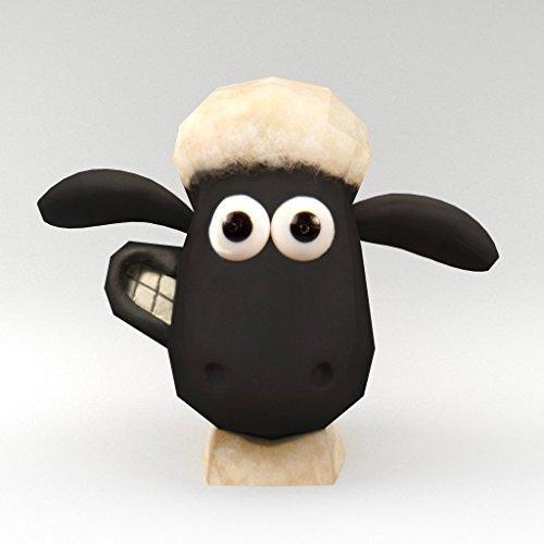 [해외]Shaun The Sheep - Shaun (Paper Model) / Shaun The Sheep - Shaun (Paper Model)