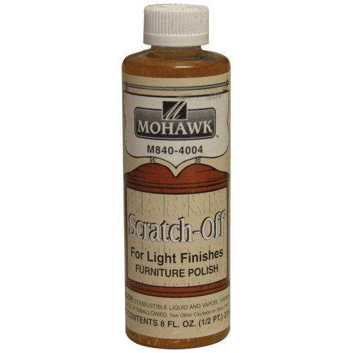 Reckitt & Coleman 75462 LHT Old English Scratch Cover for Light Wood - 8 oz. by Reckitt by Reckitt Benckiser