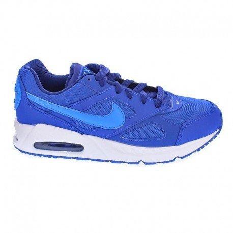 Nike air max ivo (gs) - Chaussures de running, Garçon, Couleur Bleu (game royal/photo Blue-deep royal Blue), taille 37 1/2