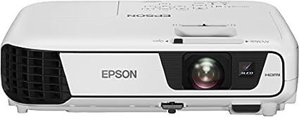 320e901fc63 Epson EB-S31 Portable Projector (SVGA, 3LCD, 15000:1 Contrast, 3200 ...
