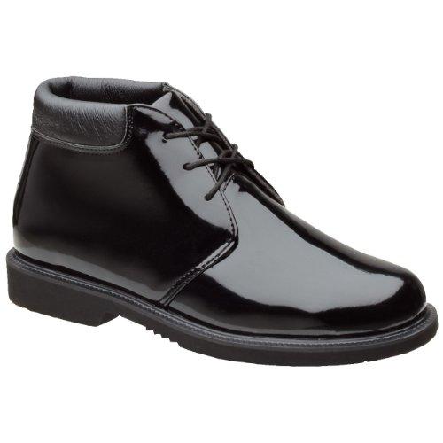 Rubber Sole Slip Resistant Work Chukka Shoes Thorogood Unifo