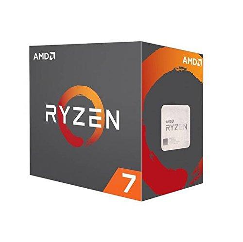 14 opinioni per AMD Ryzen 7 1700x 3.4GHz Box- processors (AMD Ryzen 7, 3.4 GHz, Socket AM4, PC,