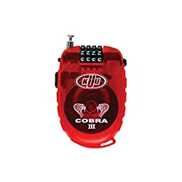 KUU Cobra Coiler Lock III for Skis Snowboards