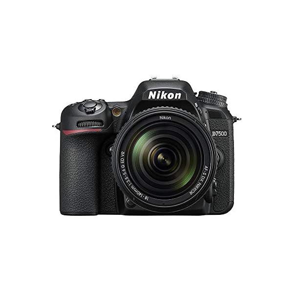RetinaPix Nikon D7500 20.9MP Digital SLR Camera with AF-S DX NIKKOR 18-140mm f/3.5-5.6G ED VR Lens