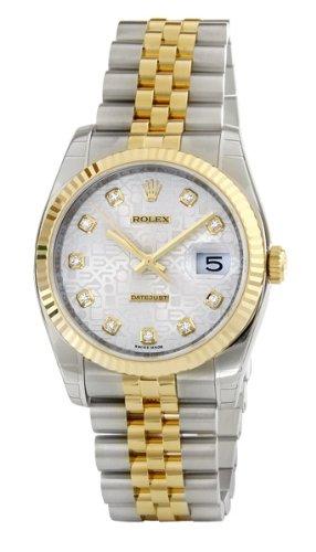 Rolex 116233-SJDJ - Reloj para mujeres