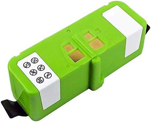 subtel® Batería Premium (14.4V, 4000mAh, Li-Ion) Compatible con ...
