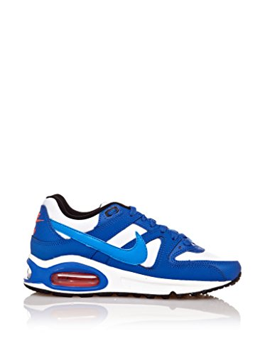 Nike  Air Max Command (Gs),  Herren Sneakers blau/weiß