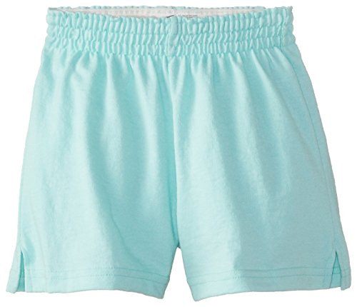 Soffe Big Girls' Authentic Low-Rise, Beach Glass, Large