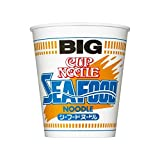 Nissin Cup Noodle Seafood Big 104g ~ 12 pieces