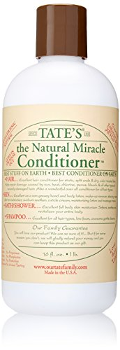 Tates Miracle Conditioner - Tate's The Natural Miracle - Tate's Natural Miracle Conditioner - 16 fl oz