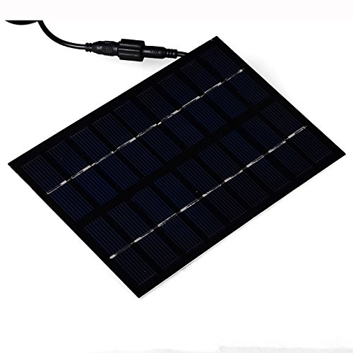 SHINA GY-D-0018 Solar Powered Fountain Pool Garden Watering Kits Black Suitable for Bird Bath Fish Tank Small Pond Garden Decoration Water Circulation for Oxygen