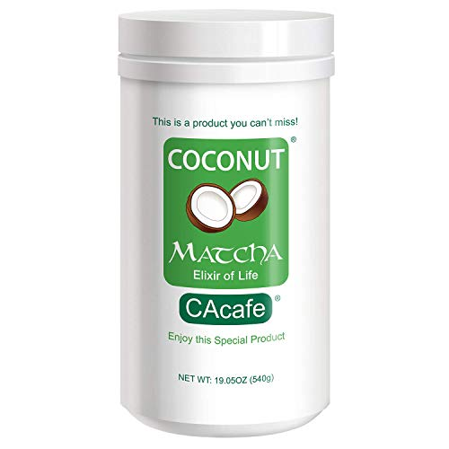 - This is a Coconut Matcha you can't miss!