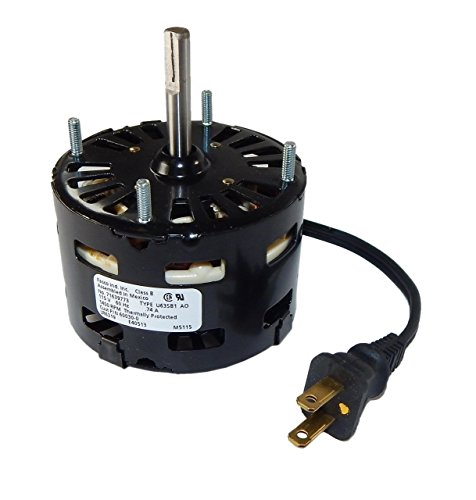 Penn Vent Electric Motor  Ja2c463n  7163 9773  Zephyr Zt 1 80 Hp  1400 Rpm  115 Volt   60030 0