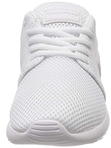 Mumpy Sneaker 0100 Kangaroos offwhite Weiß Donna S81wT