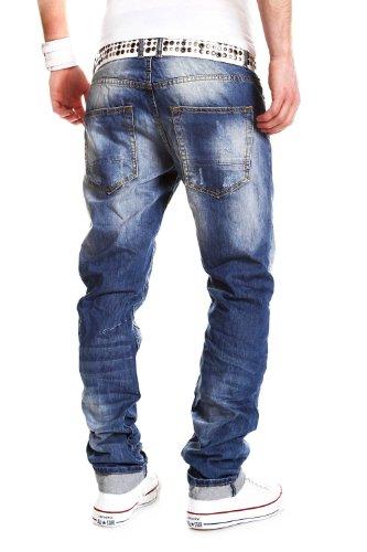 Jeans-Style Jeans Vintage Blau 1426