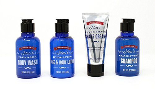 Clean Grooming Shampoo Shave Lotion product image