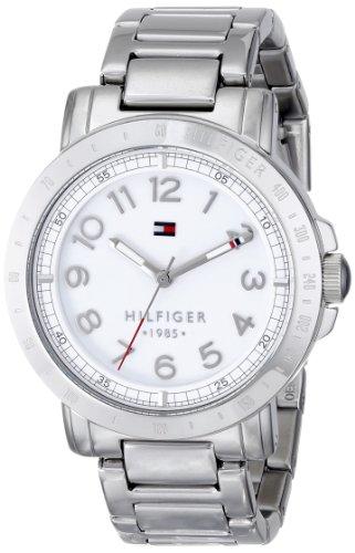 Tommy Hilfiger Women's 1781397 Analog Display Quartz Silver Watch