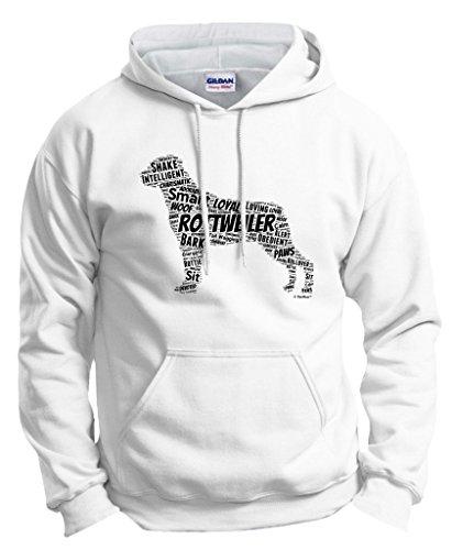 Rottweiler Puppy Owner Hoodie Sweatshirt product image