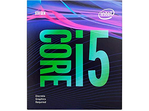 Intel Core I5 9400f Procesador 29 Ghz Caja 9 Mb Smart Cache