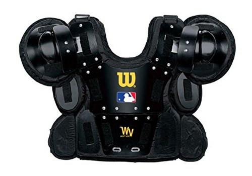 Wilson 12″ Professional Gold Chest Protector from