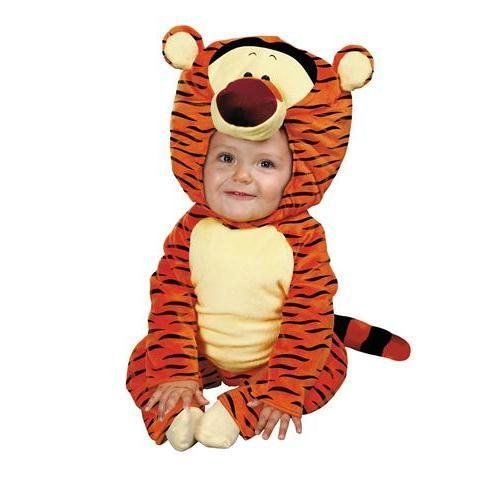 Kids Tigger Halloween Costume 2T