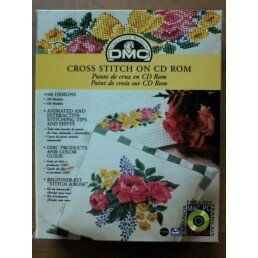 Cross Stitch on Cd ROM product image