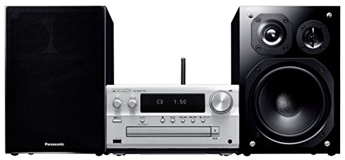 Panasonic CD stereo system SC-PMX150-S (Silver)【Japan Domestic genuine products】
