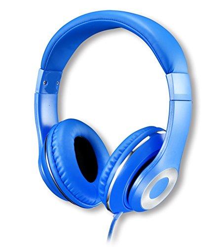 Head-Arch Headphones The Single Plug Headset Trend of The Earmuff Headphones-D