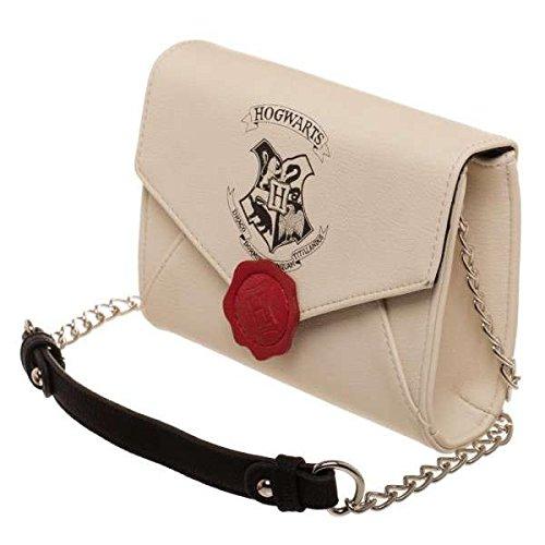 Harry Potter Hogwarts Letter Sidekick Handbag Standard Harry Potter Purse