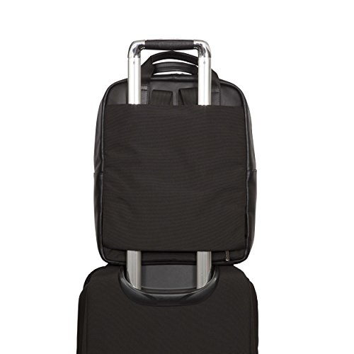 Knomo Luggage Men's Dale Business Backpack, Black, One Size by Knomo (Image #7)