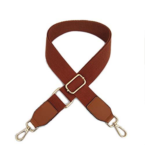 Beacone Wide Purse Strap Adjustable Canvas Replacement Crossbody Handbag Shoulder Bag Strap
