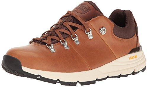 Danner Mens Mountain 600 Low 3 Saddle Tan Hiking Shoe Saddle Tan