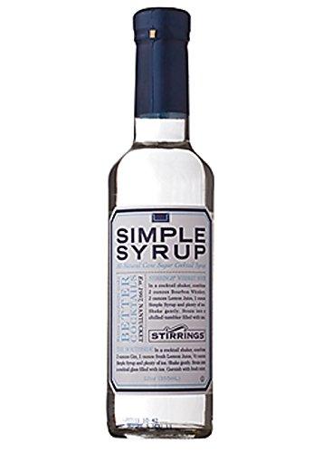 Stirrings Simple Syrup, 12 oz by Stirrings (Image #1)