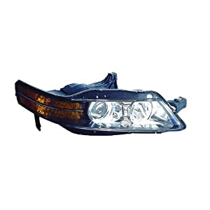 Depo 327-1103R-USH1Y Acura TL Passenger Side Replacement Headlight Unit
