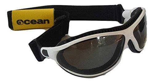 Ocean Tierra del Fuego Surf and Sport 75mm Polarized Sunglasses, - 75mm Sunglasses