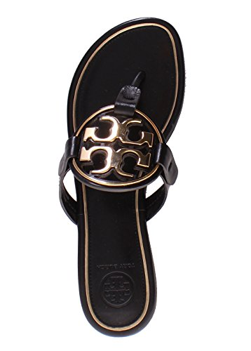 Pictures of Tory Burch Miller Metal Logo Sandal Perfect 2