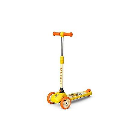 GAIXIA Scooter para Niños, Caminante Plegable, Columpio para ...
