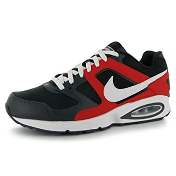 nike air max classic bw schwarz Weiß rot