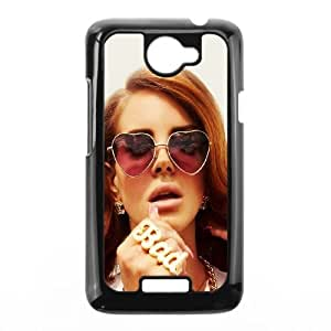 Lana Del Ray HTC One X Cell Phone Case Black Jsxt